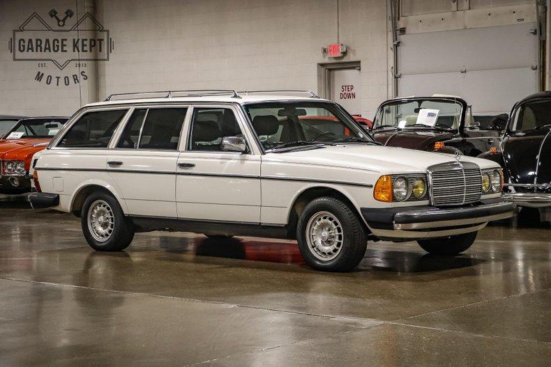 1983 Mercedes-Benz 300TD