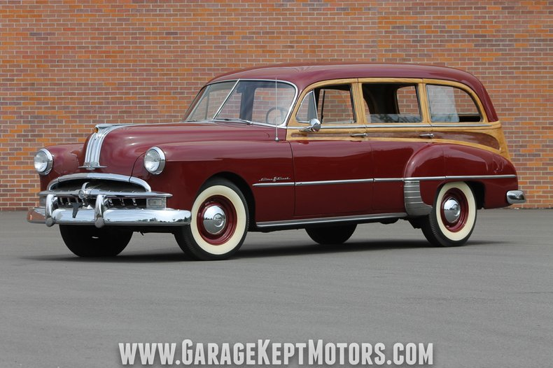1949 Pontiac Streamliner For Sale