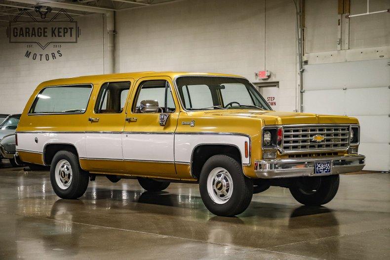 1975 Chevrolet Suburban