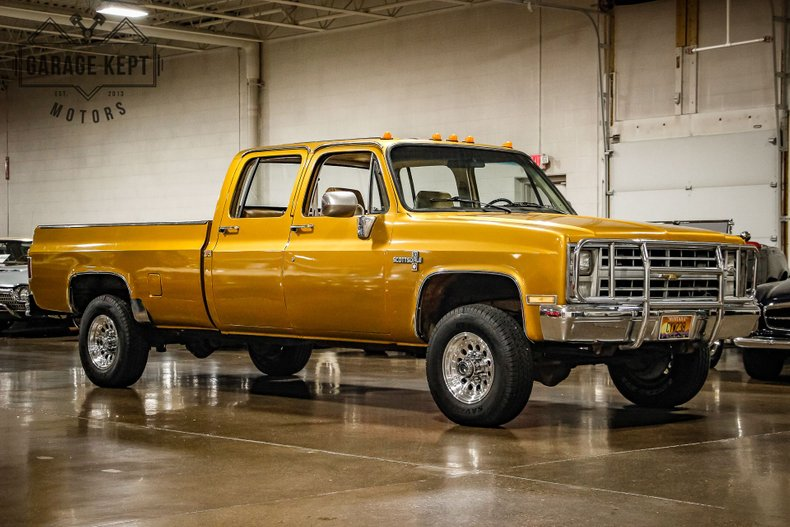 1985 Chevrolet K30