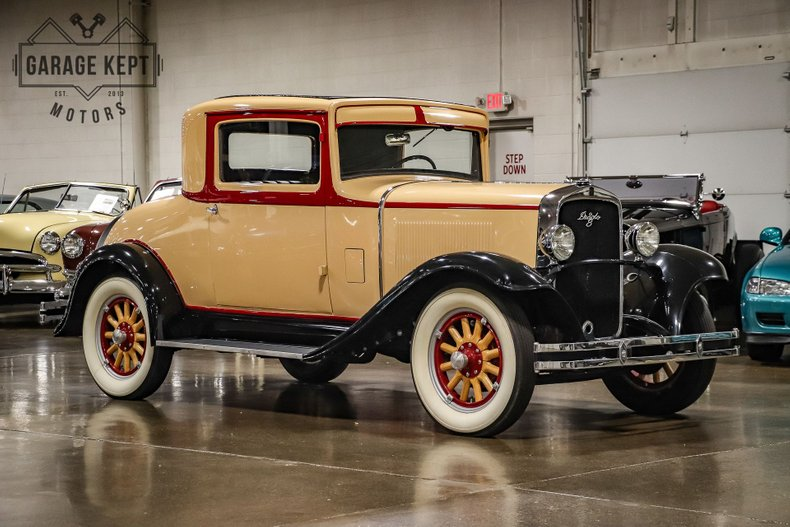 1930 DeSoto Model CF