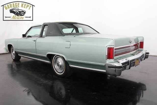 1978 Lincoln Continental | Garage Kept Motors
