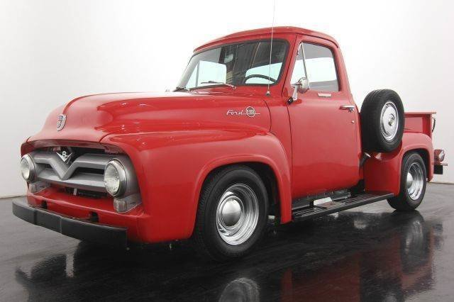 1955 Ford E-100