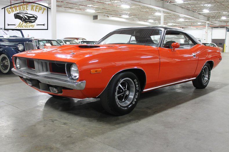 1972 Plymouth 'Cuda For Sale