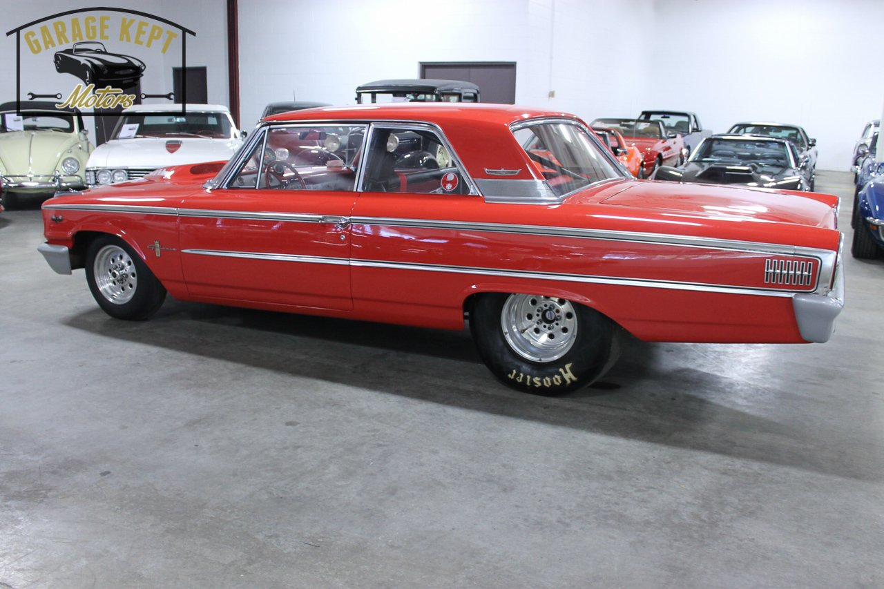 1963 Ford Galaxie 427 for sale #52676 | MCG