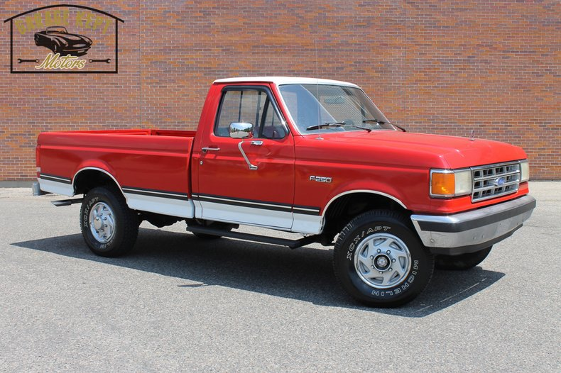 1987 Ford F250 >> 1987 Ford F 250 Garage Kept Motors