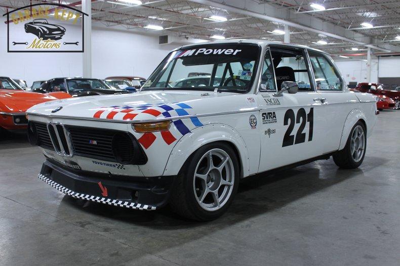 1972 BMW 2002ti For Sale