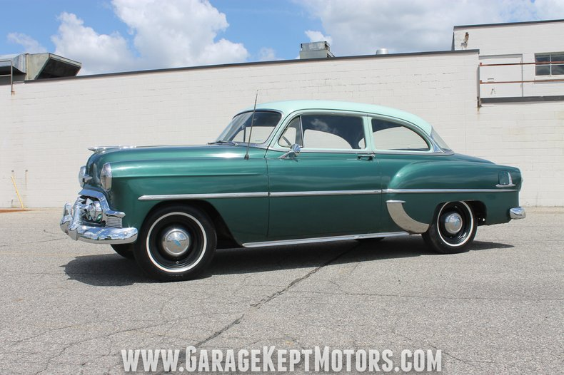 1953 Chevrolet 210 For Sale