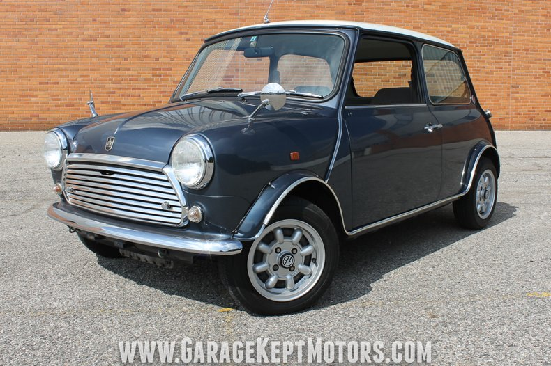 1989 Mini Cooper For Sale