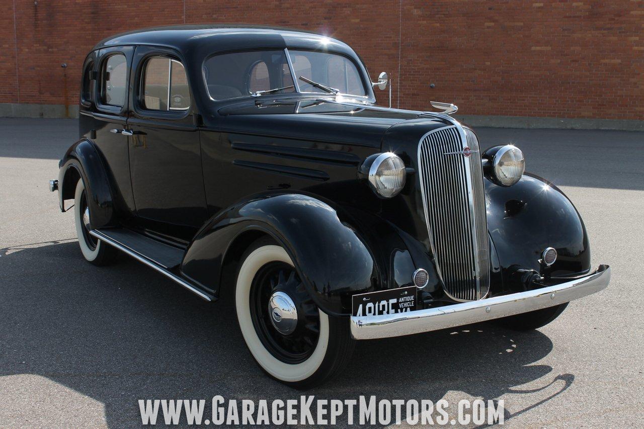 1936 Chevrolet Standard for sale #60404 | MCG