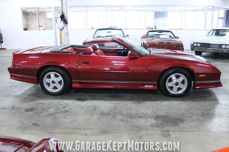 1991 Chevrolet Camaro Garage Kept Motors