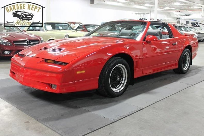 1989 Pontiac Firebird For Sale