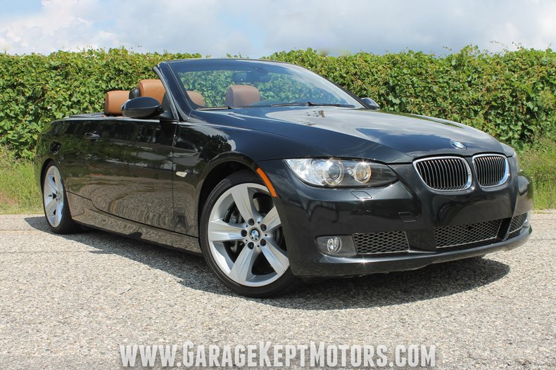 BMW 335I Convertible >> 2008 Bmw 335i Garage Kept Motors