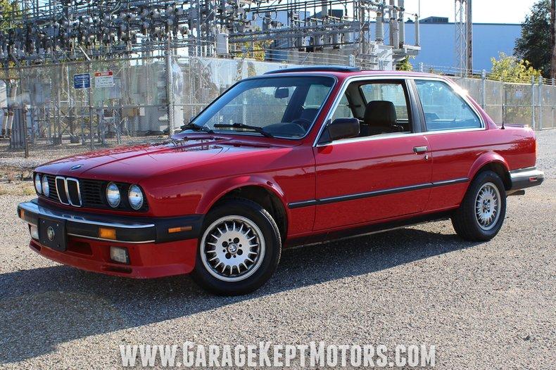 1986 BMW 325es