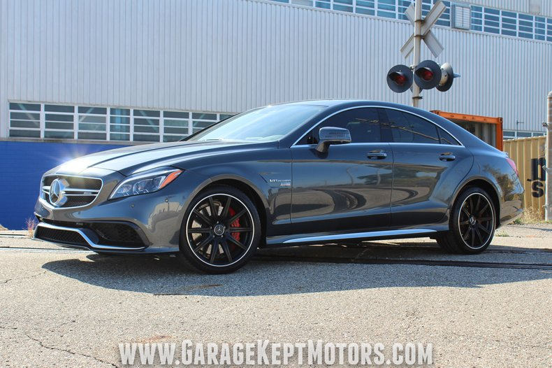 2015 Mercedes-Benz CLS63 For Sale