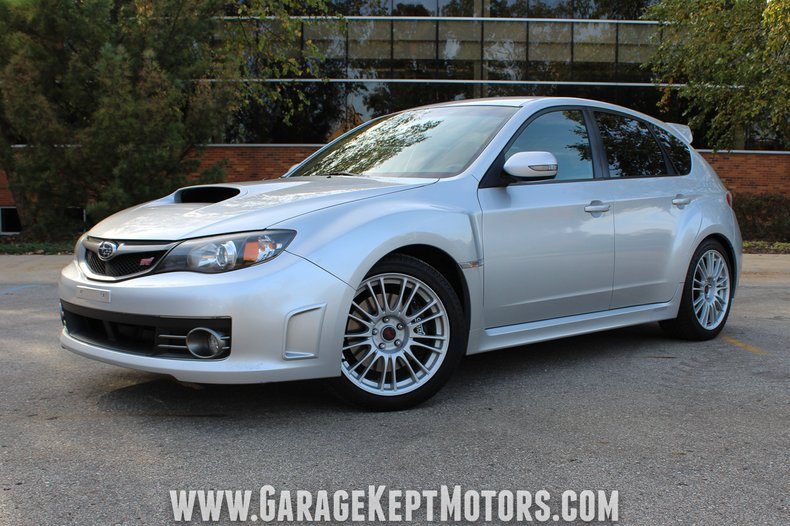 2010 Subaru Impreza WRX For Sale