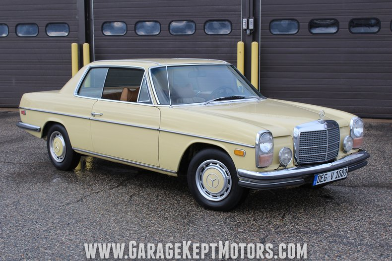 1973 Mercedes-Benz 280C For Sale