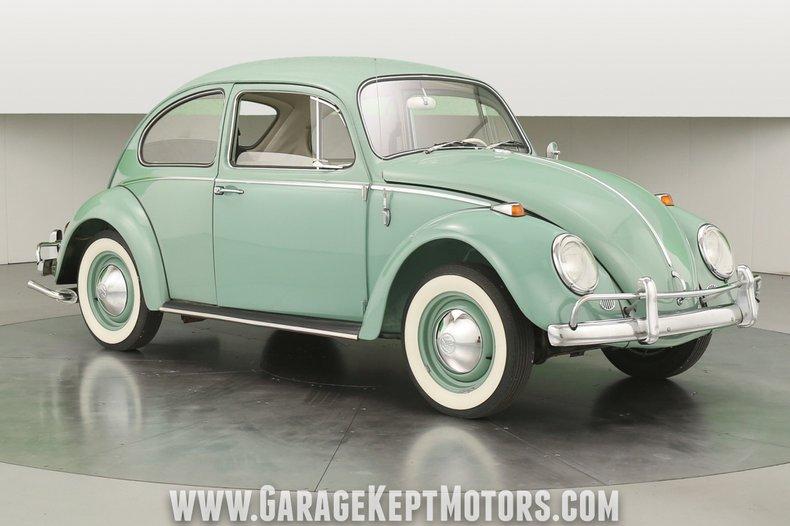 1966 Volkswagen Beetle For Sale