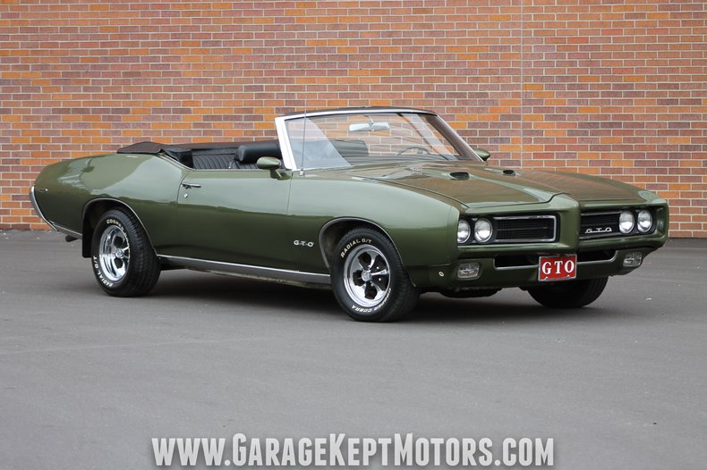 1969 Pontiac GTO | Garage Kept Motors