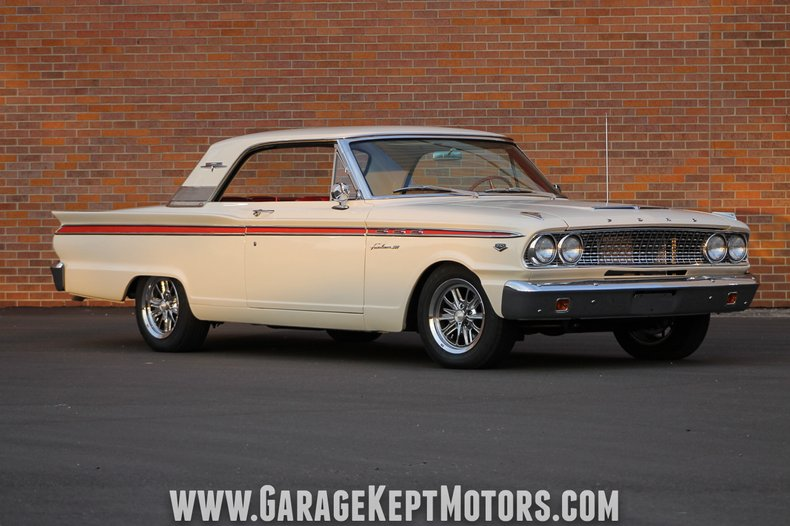 1963 Ford Fairlane 500 Sports Coupe for sale #86832 | MCG
