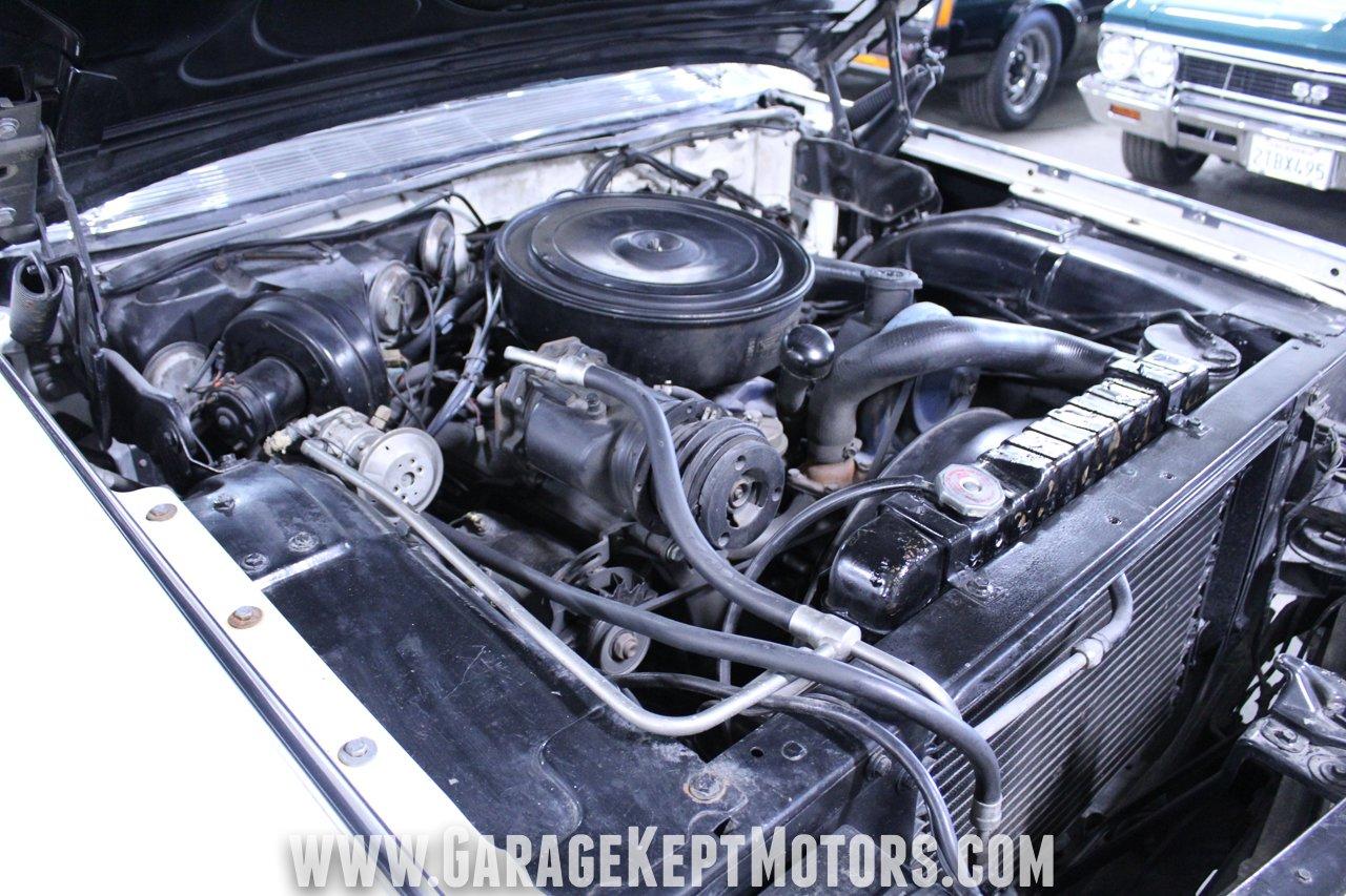 1961 Cadillac Eldorado Biarritz Convertible For Sale 87618 Mcg El Dorado