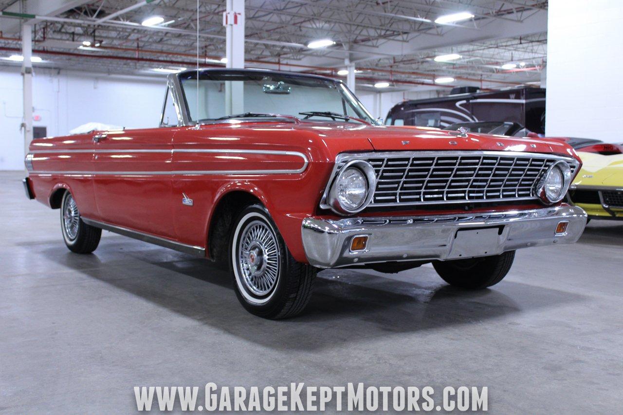 1964 Ford Falcon Futura Convertible for sale #87984 | MCG