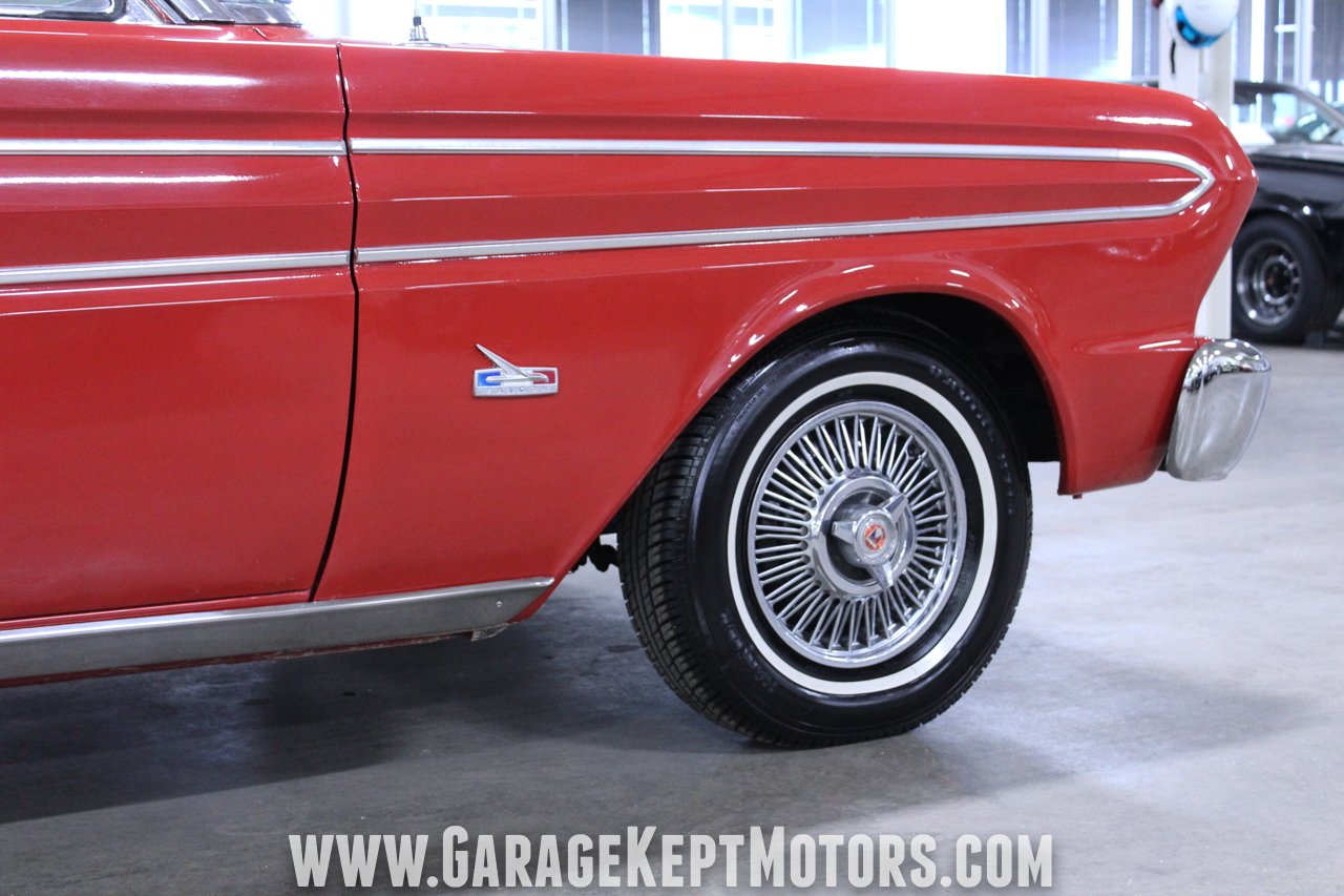 1964 Ford Falcon Futura Convertible For Sale 87984 Mcg
