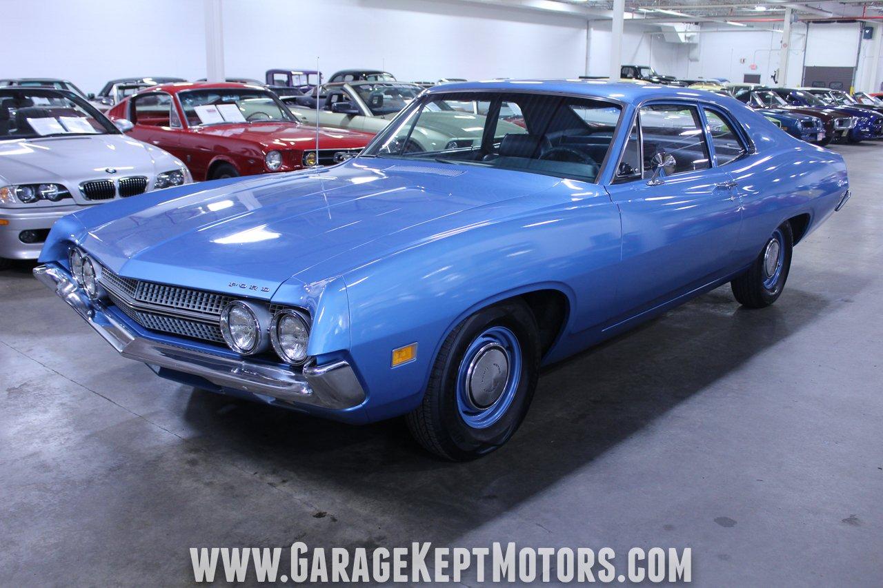 1970 1/2 Ford Falcon for sale #99027 | MCG