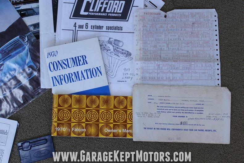 1970 1/2 Ford Falcon for sale #99027   MCG