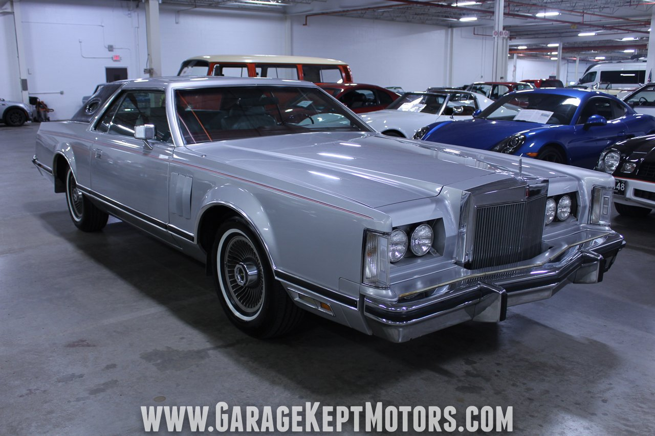 1978 Lincoln Continental Mark V Pucci Edition for sale