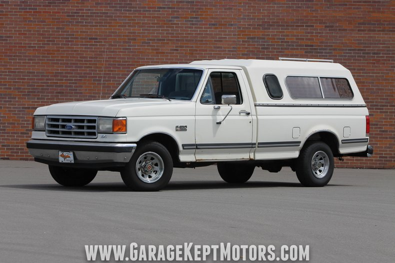 1990 Ford F150 For Sale