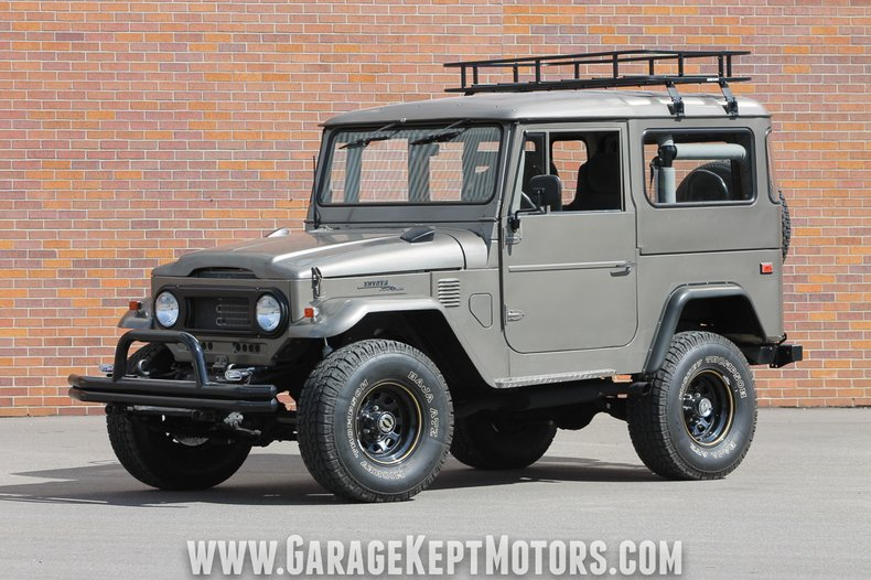 1967 Toyota Land Cruiser For Sale