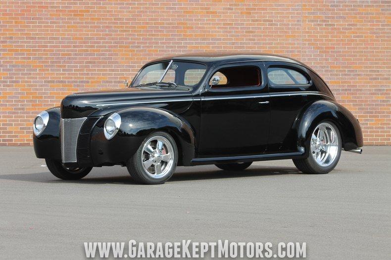 1940 Ford 2-Door Sedan 2