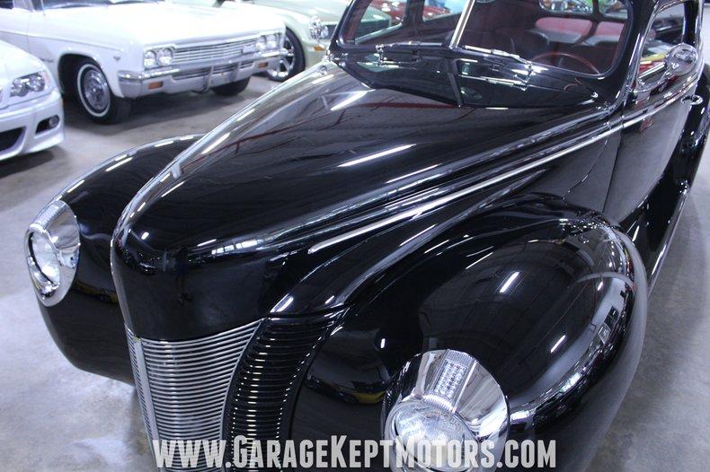 1940 Ford 2-Door Sedan 26