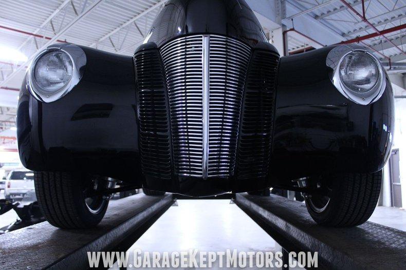 1940 Ford 2-Door Sedan 158