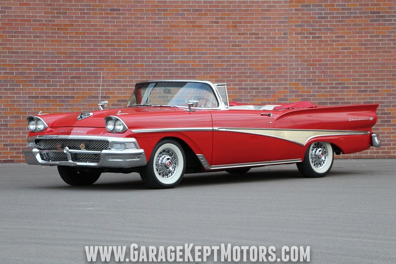 1958 Ford Fairlane For Sale