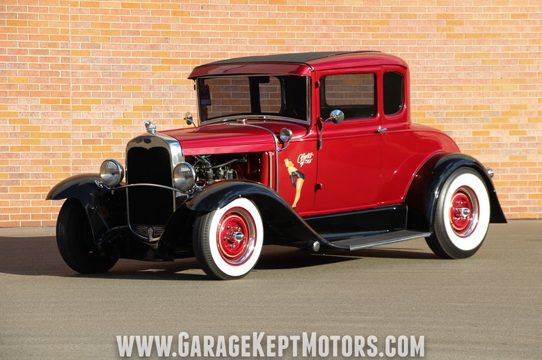1931 Ford Coupe For Sale