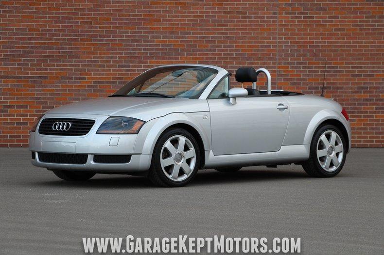 2002 Audi TT For Sale