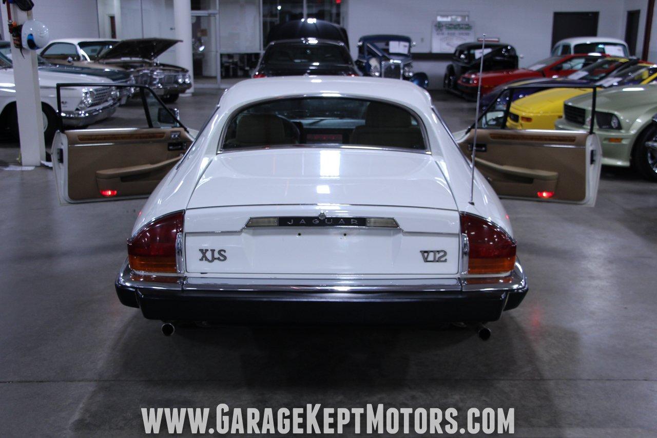 1989 Jaguar Xjs V12 Coupe For Sale 107553 Mcg