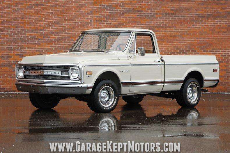 1969 Chevrolet CST 10 For Sale