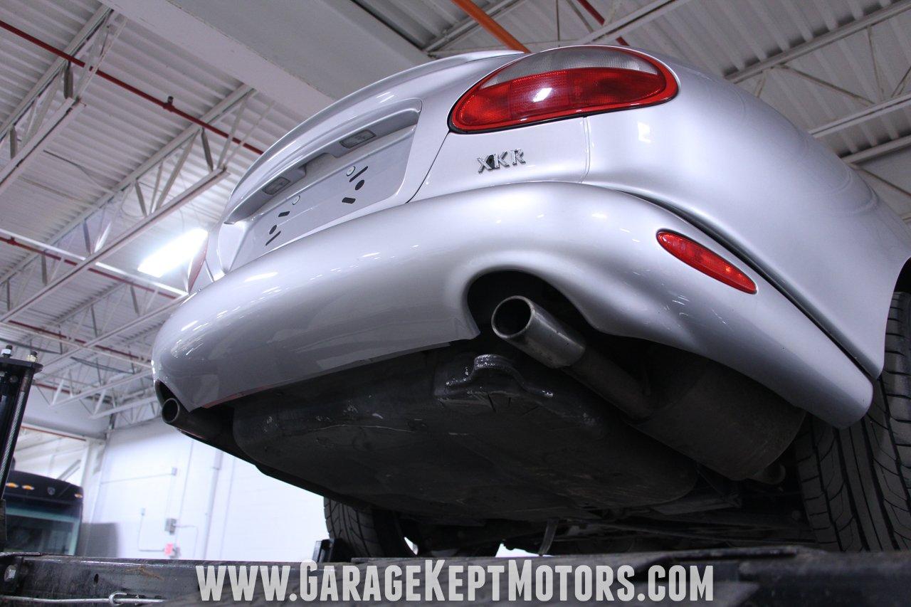 2000 Jaguar XKR for sale #112536 | MCG