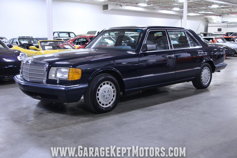 1990 Mercedes-Benz 560SEL For Sale