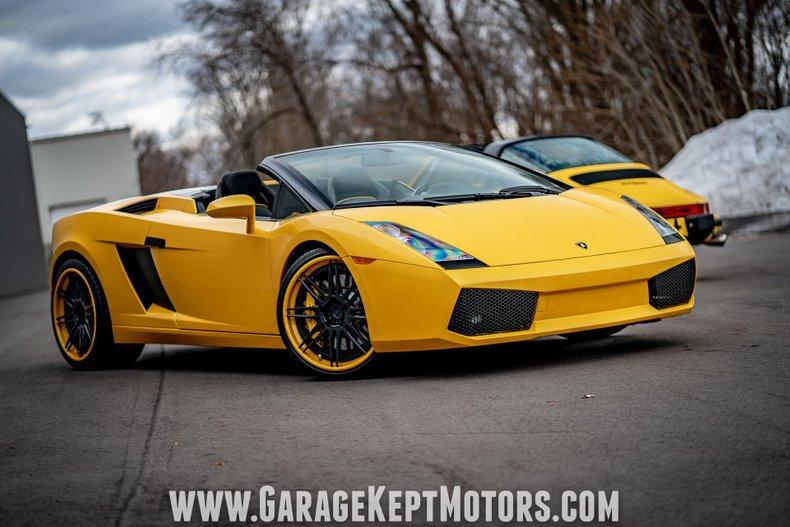 2008 Lamborghini Gallardo 11