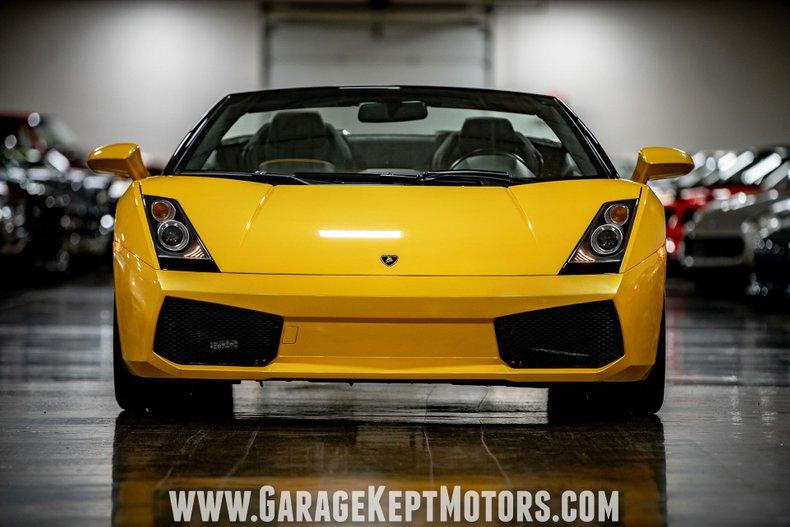 2008 Lamborghini Gallardo 9
