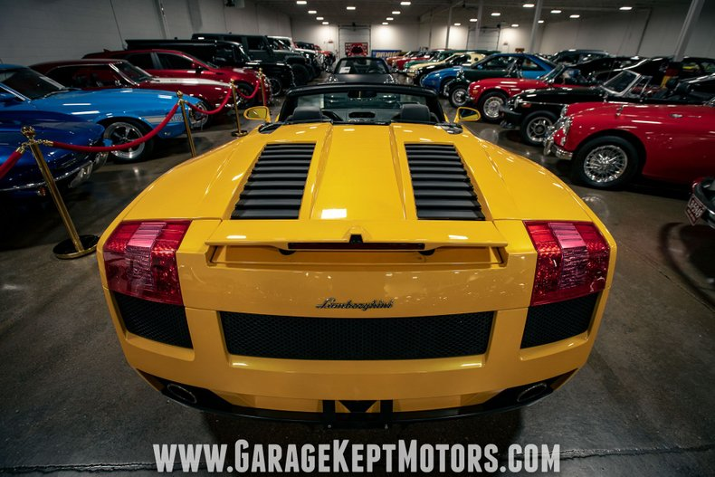 2008 Lamborghini Gallardo 30