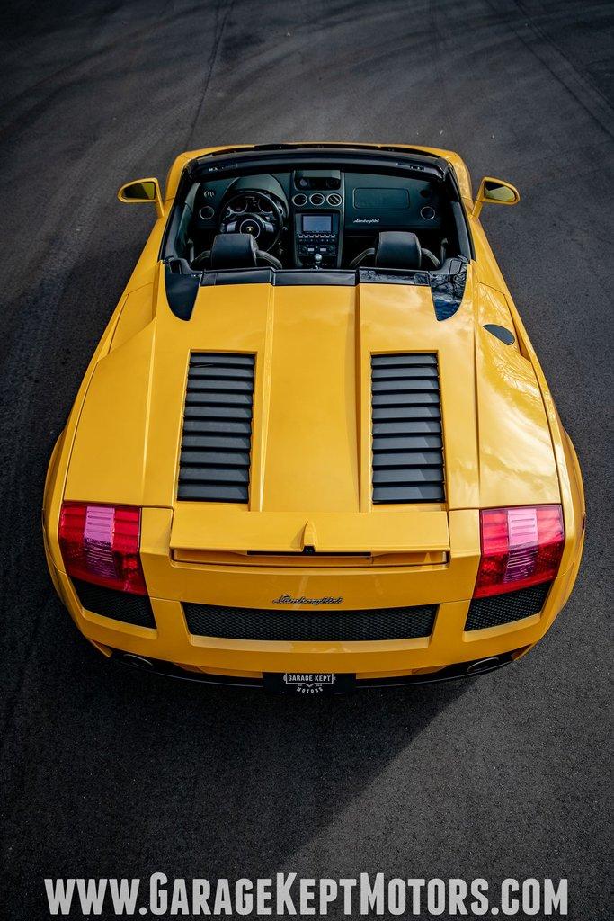 2008 Lamborghini Gallardo 25