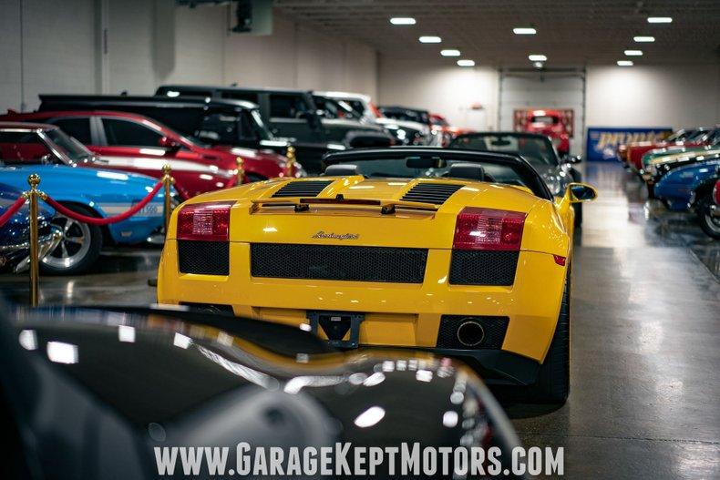 2008 Lamborghini Gallardo 31
