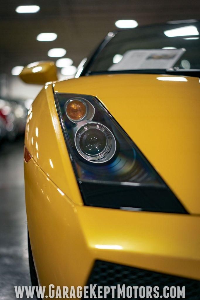 2008 Lamborghini Gallardo 36