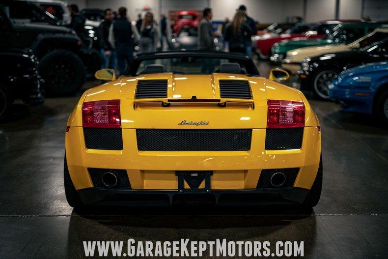 2008 Lamborghini Gallardo 37