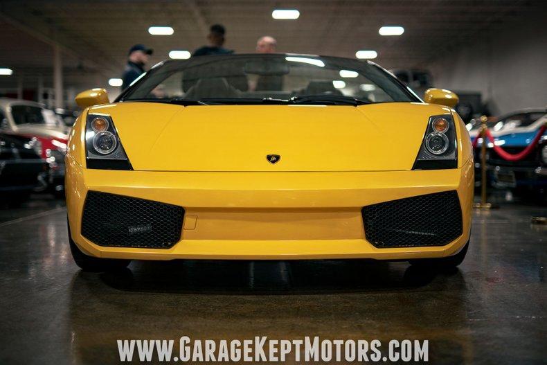 2008 Lamborghini Gallardo 38